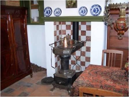 Stove Cooker Furnace